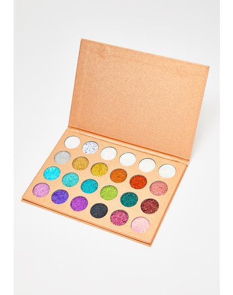 Enchanted Glitter Palette