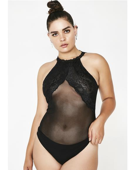 Slay Sista Sheer Bodysuit