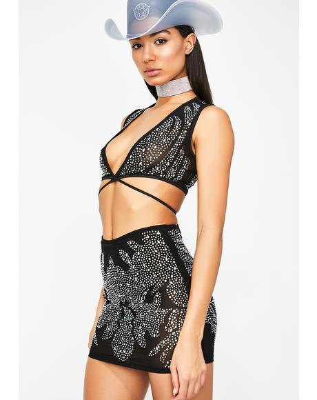 Bling The Night Rhinestone Set