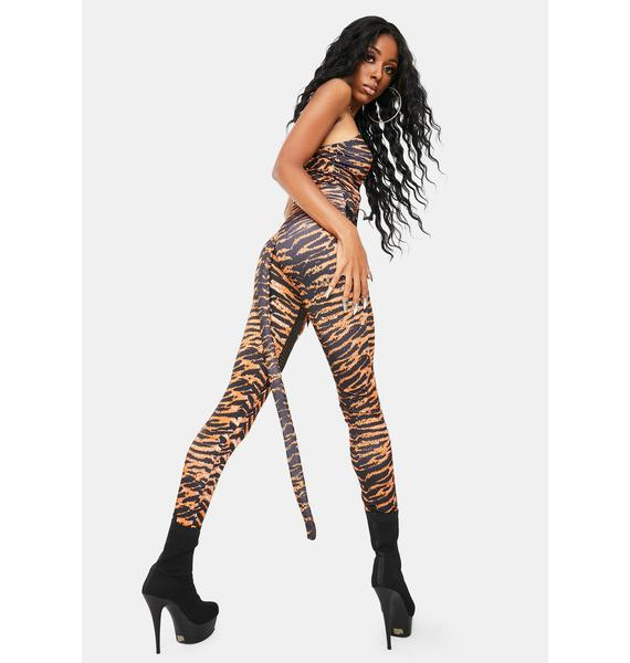 Roma Wild For The Night Tiger Costume