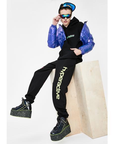 Hyperactive Jogger Sweatpants