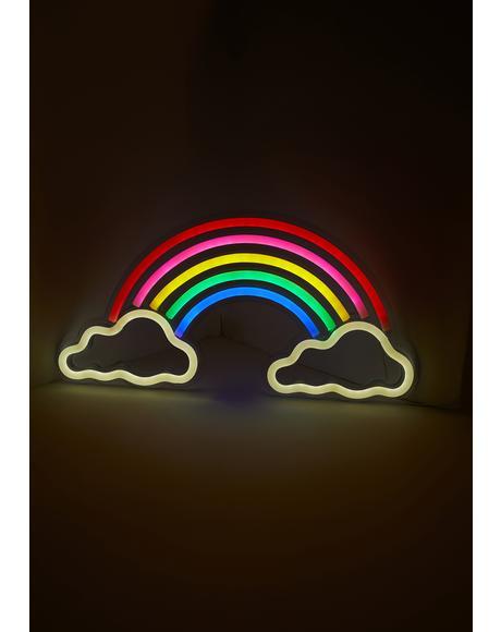Rainbow Neon Led Light