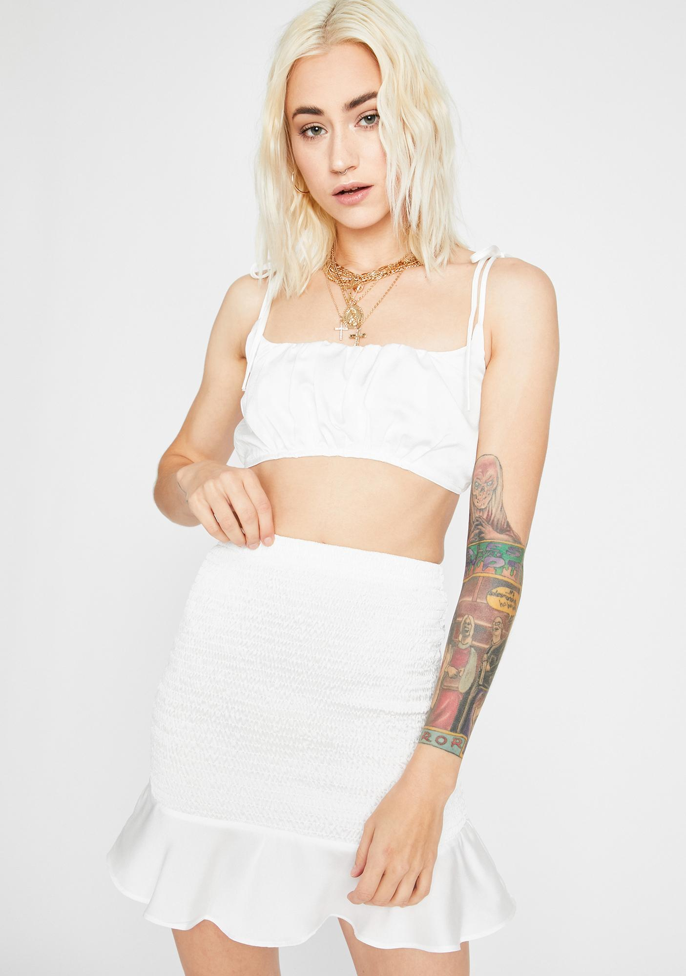 Icy Bliss Bish Skirt Set