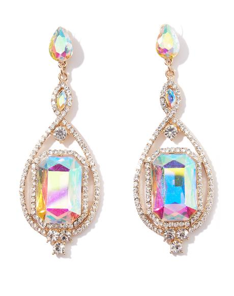 Legendary Gem Earrings