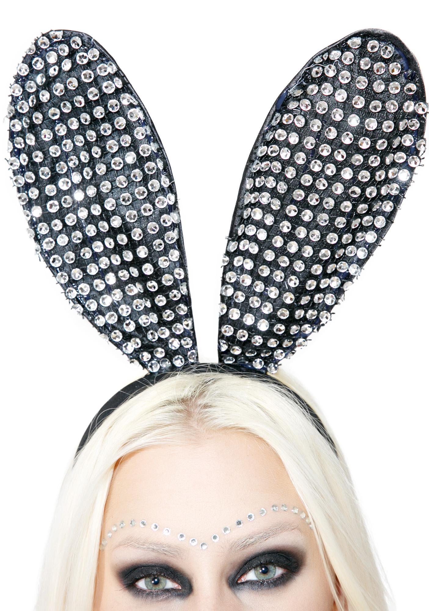 Bling Bunny Ears