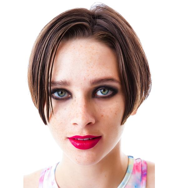 Lime Crime Centrifuchsia Opaque Lipstick