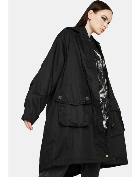 Midnight Rad Weather Anorak