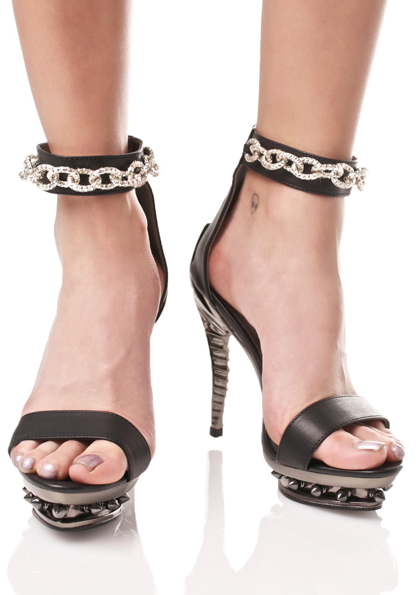 Hades Footwear Razor Heels