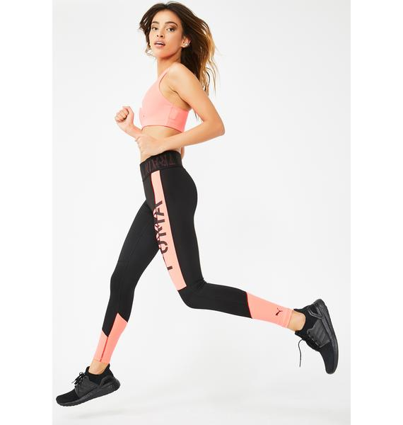 PUMA Logo 7/8 Leggings