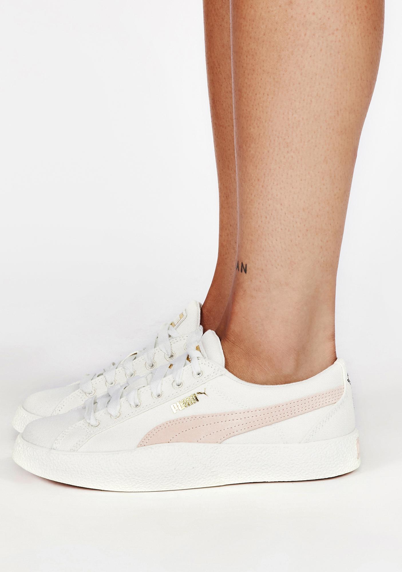 Love In Bloom Sneakers