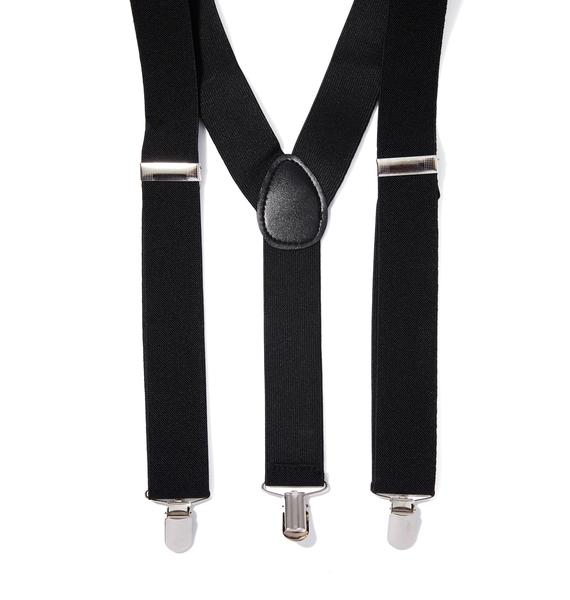 Hold Up Basic Suspenders