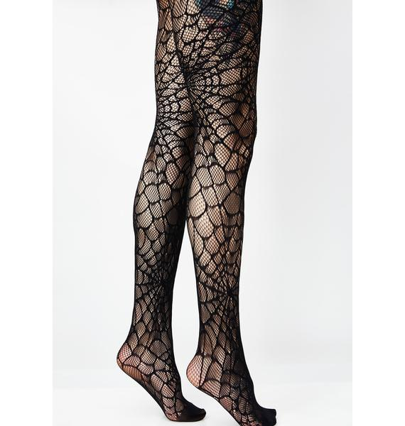 Killstar Widows Tights