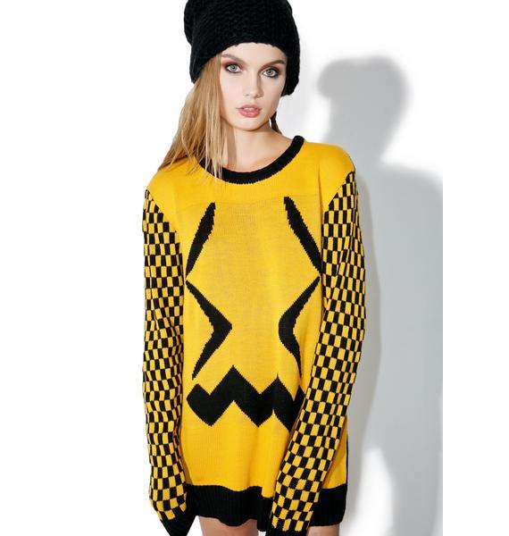 Current Mood Jack O' Sweater