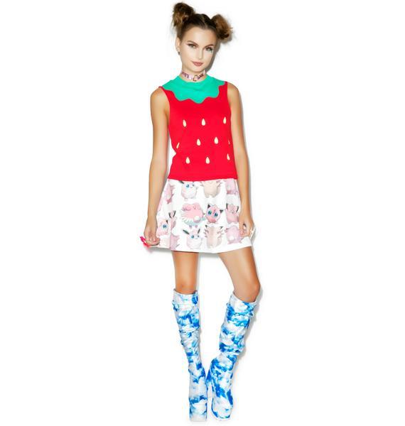 Strawberry Top