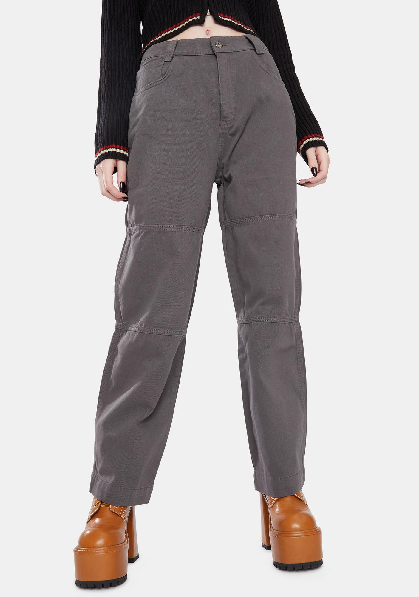 Kickers Paneled Utility Trouser