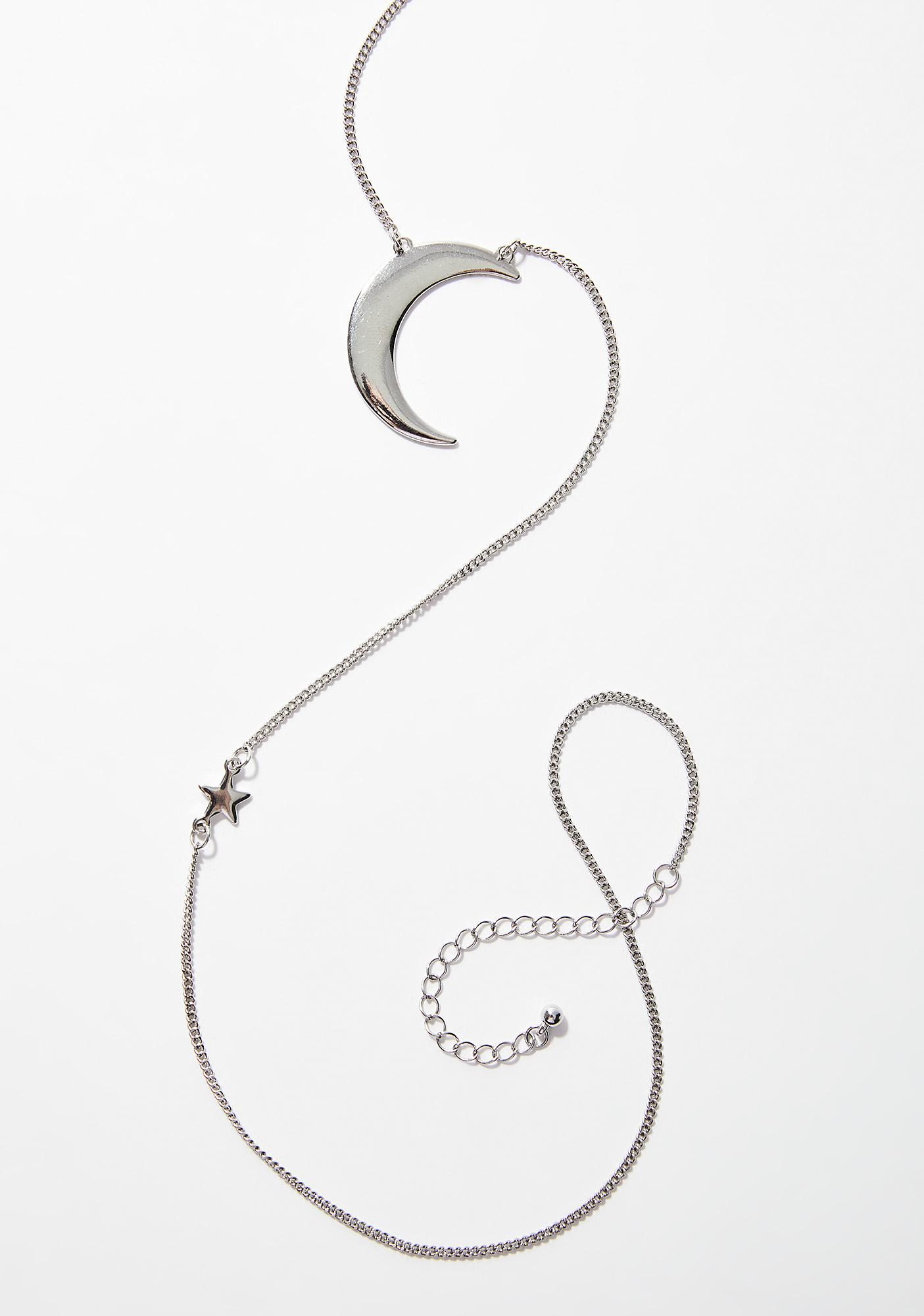 Moon Rays Necklace