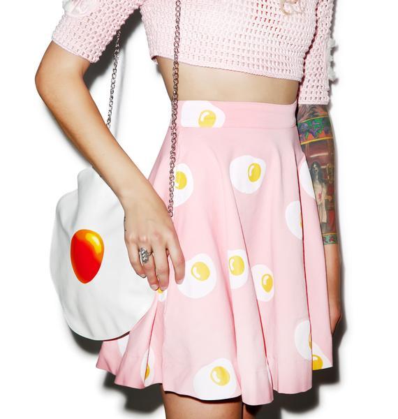 Lazy Oaf Egg Stended Circle Skirt