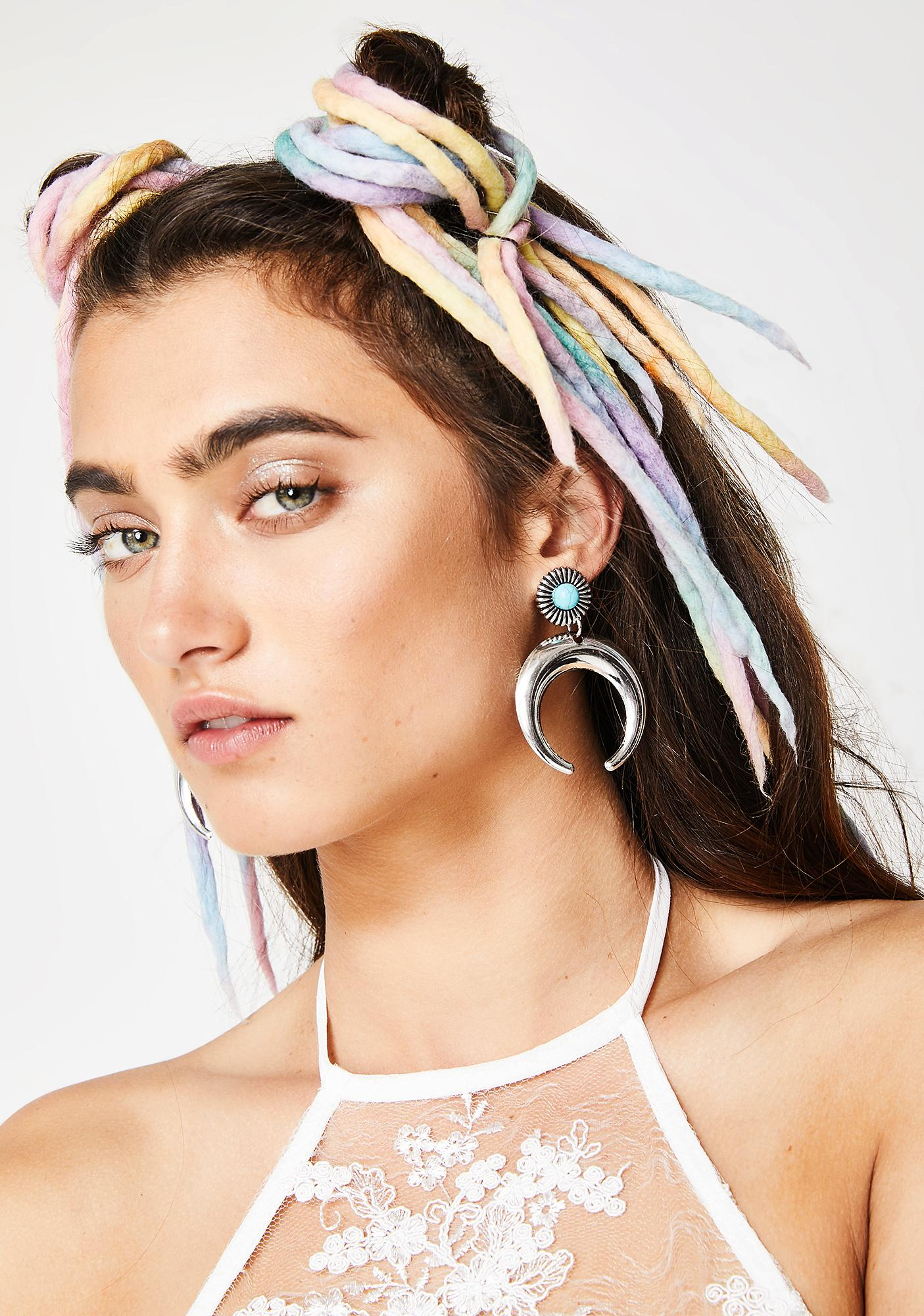 Celestia Tiered Earrings
