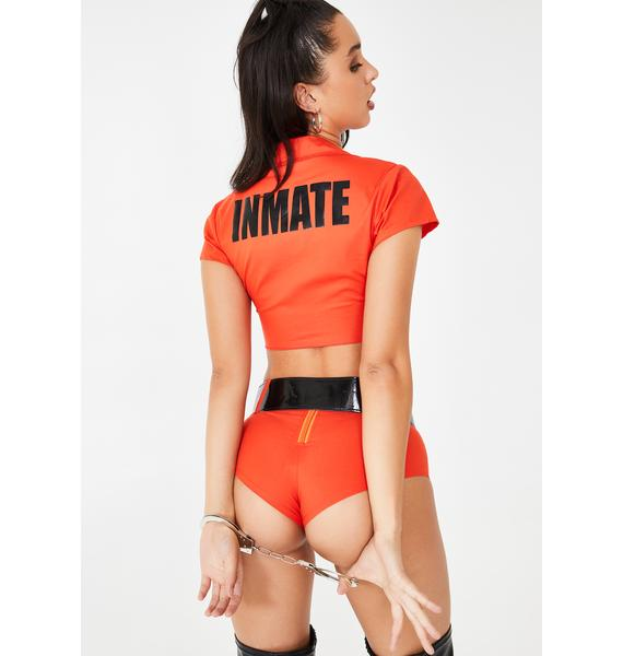 Forplay Luv After Lockup Costume Set