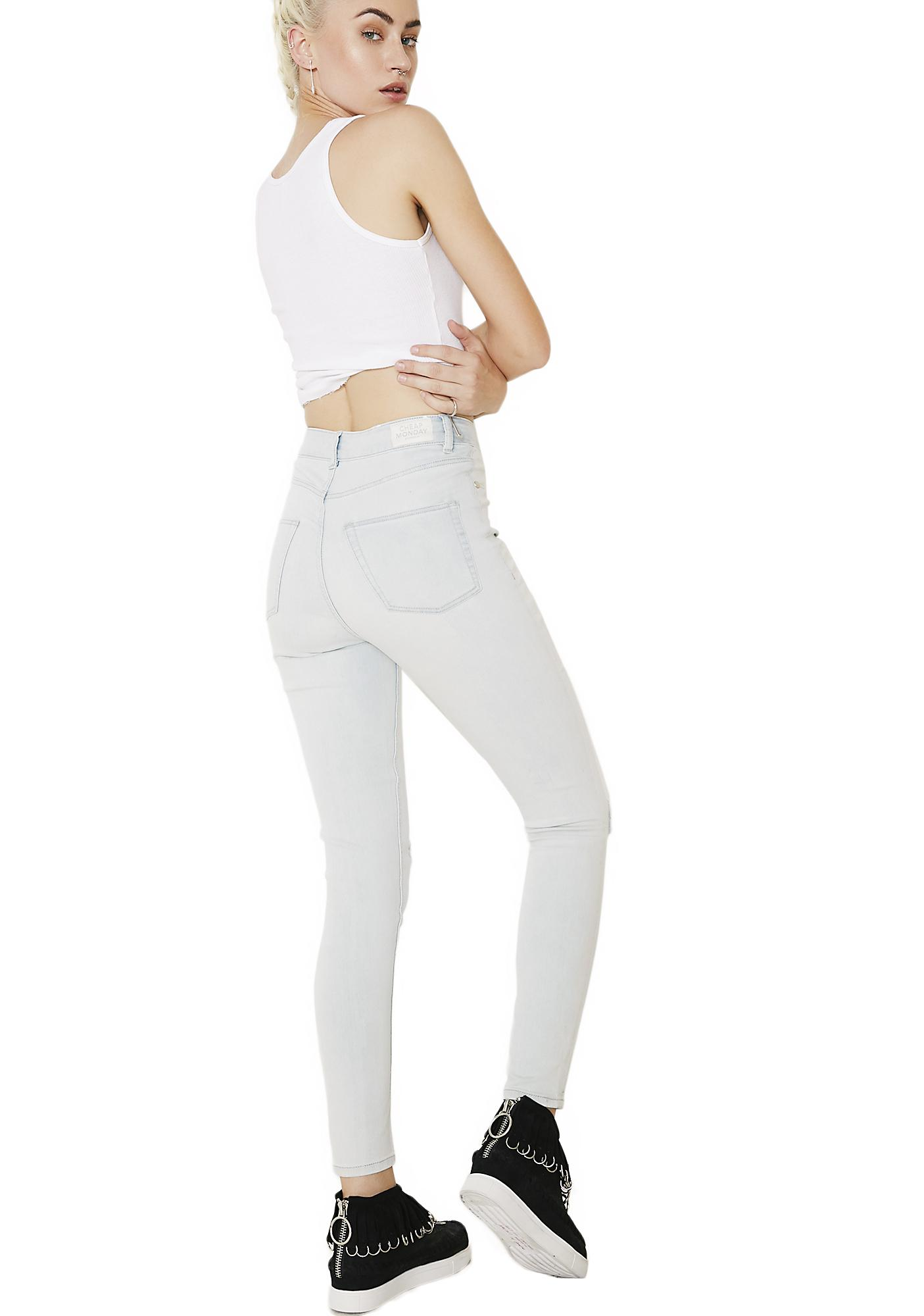 Cheap Monday Avalanche Jeans