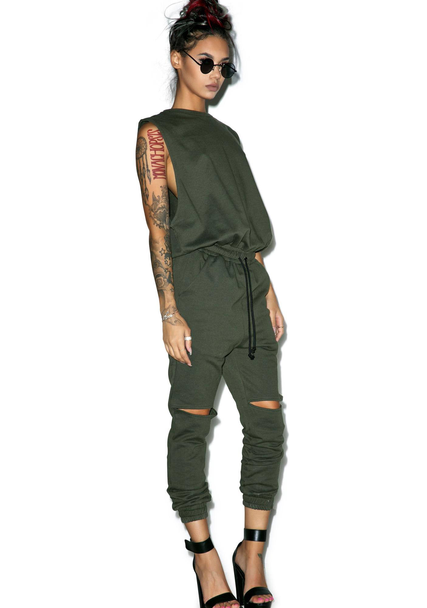 Industry City Jumpsuit