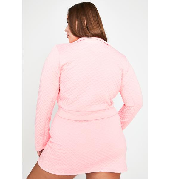 Baby You Gotta Bounce Mini Skirt