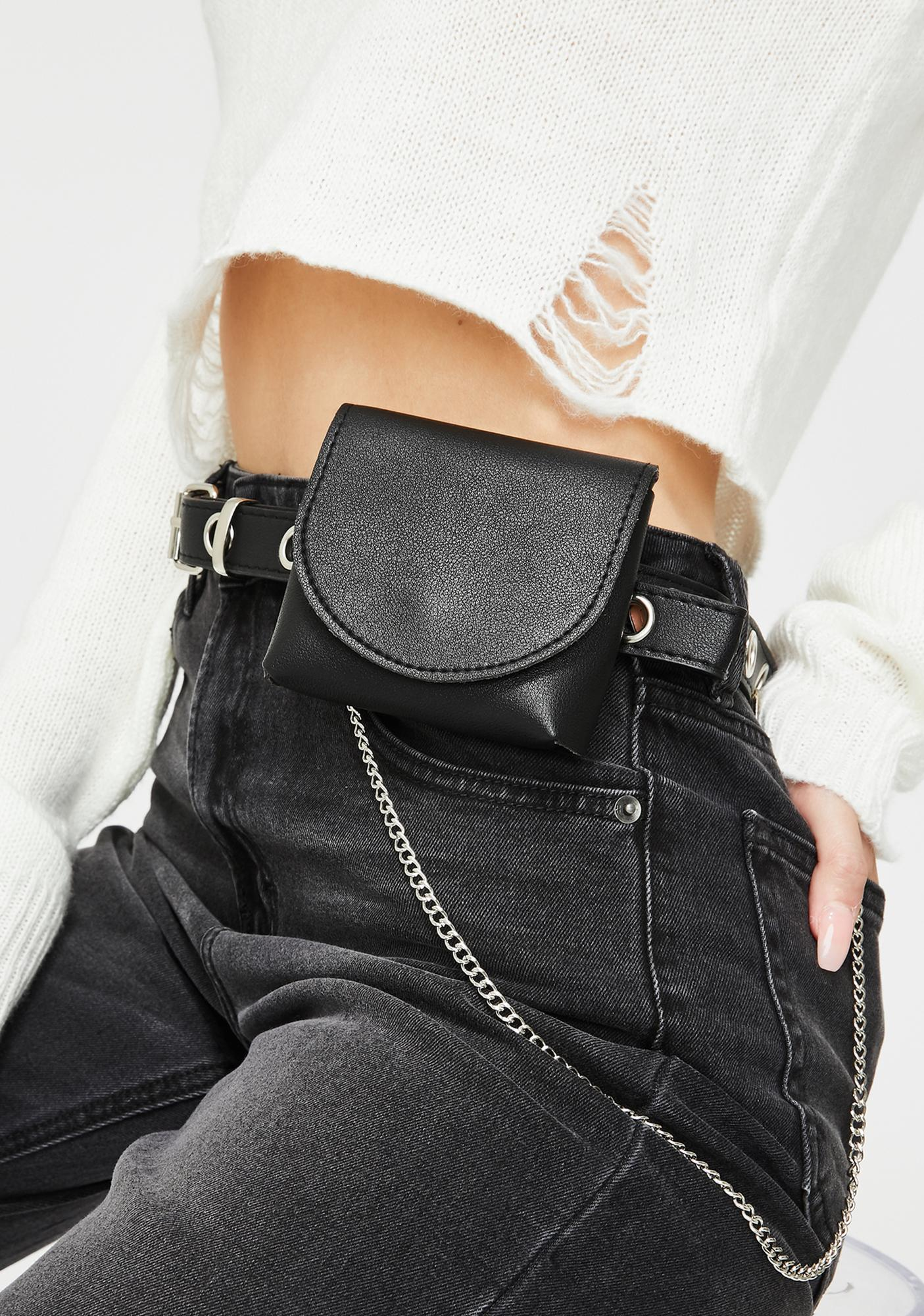 Stash My Cash Belt Bag