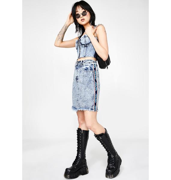 Nana Judy Phoenix Skirt