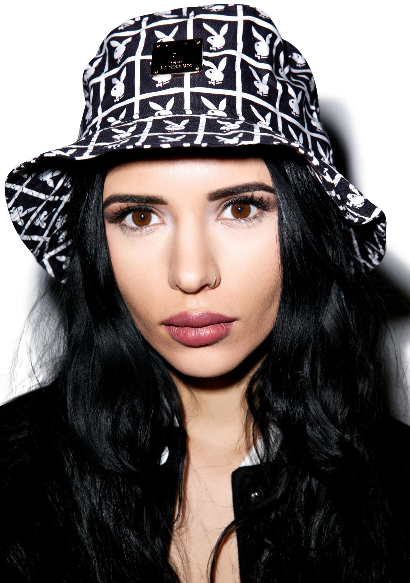 Joyrich X Playboy Panel Hat