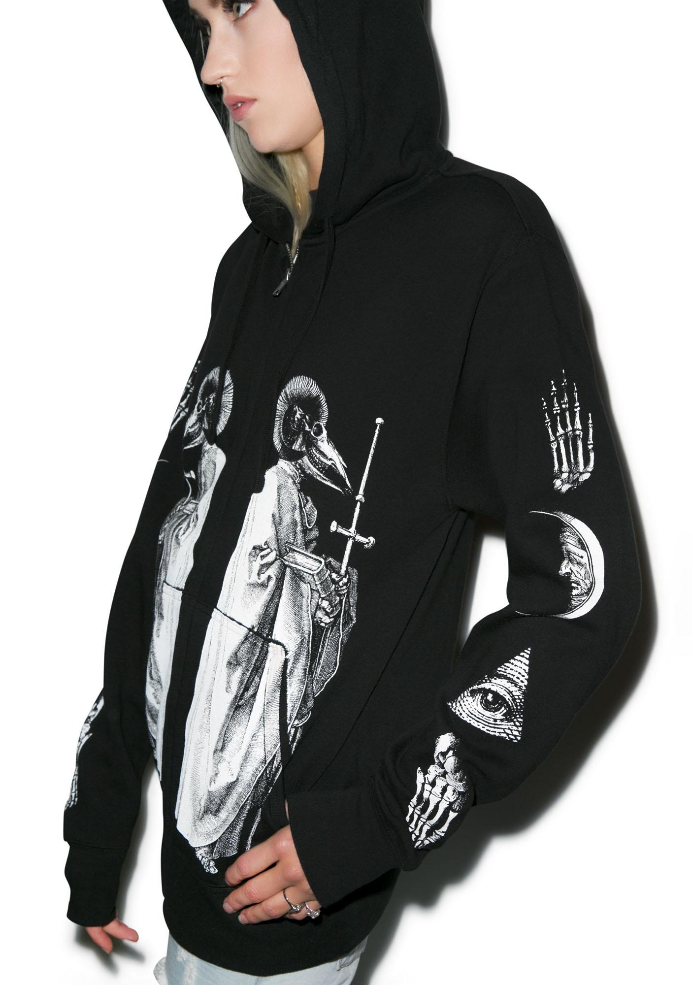 Ram Priest Hoodie
