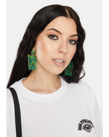An Ocean Away Drop Earrings