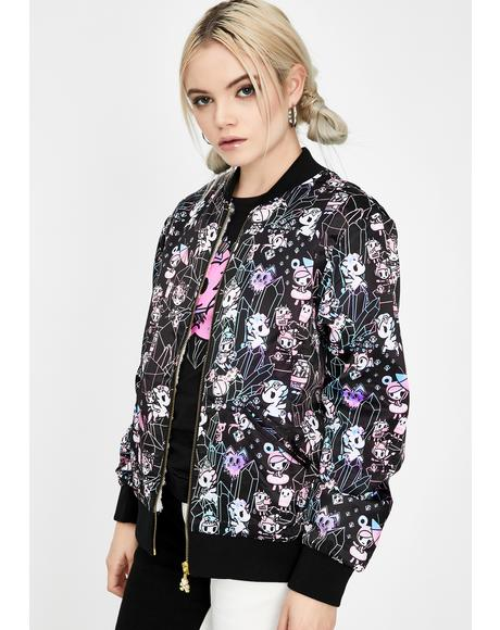 Crystal Palace Bomber Jacket