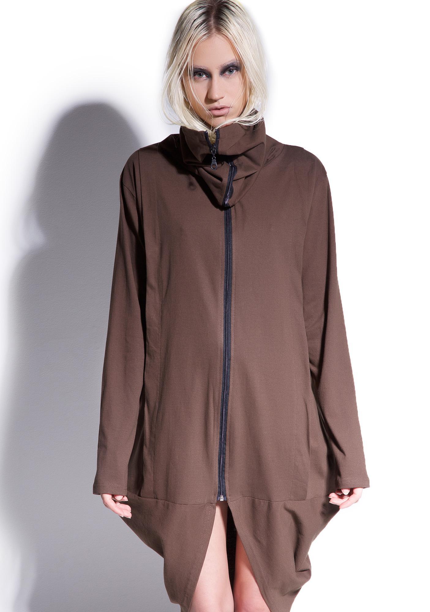 MNML Umber Indefinite Jacket