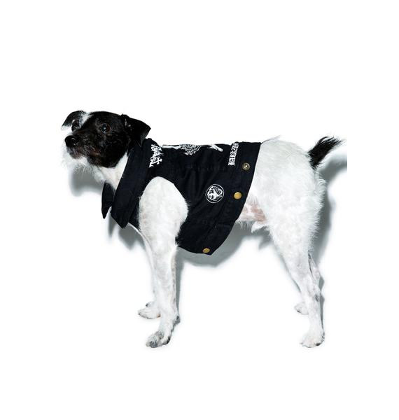 Party Animalz Patchez Dog Vest