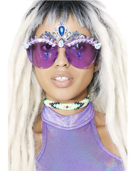Purple Princess Sunnies