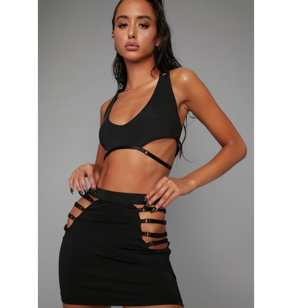 Poster Grl Max It Out Skirt Set