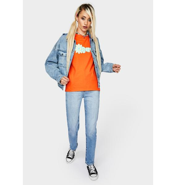 Obey Obey Bubbles Graphic Tee