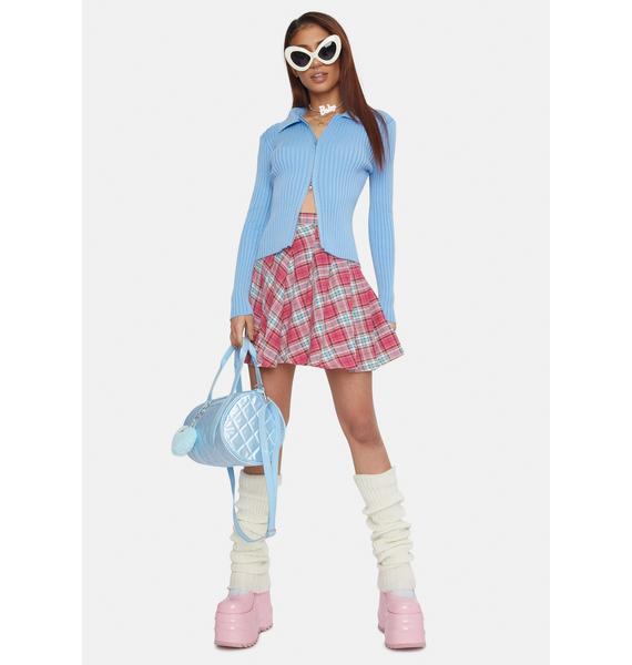 Daisy Street Masie Zipper Cardigans