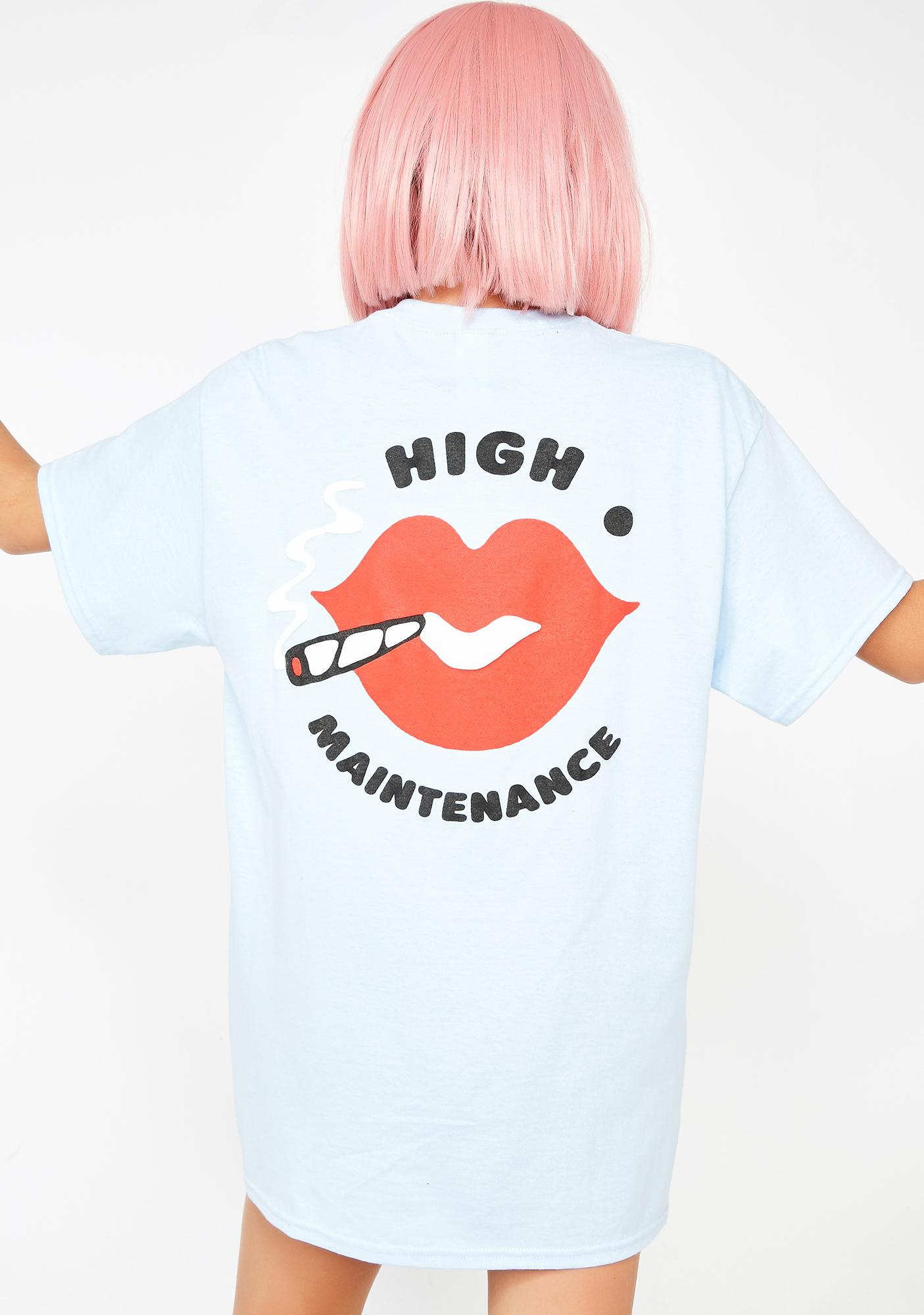 No Hours High Times Tee