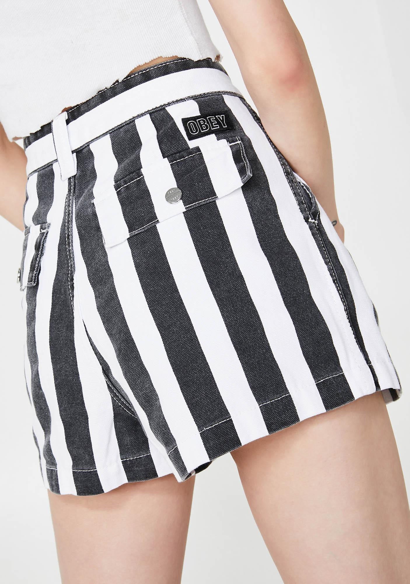 Obey Diana Shorts
