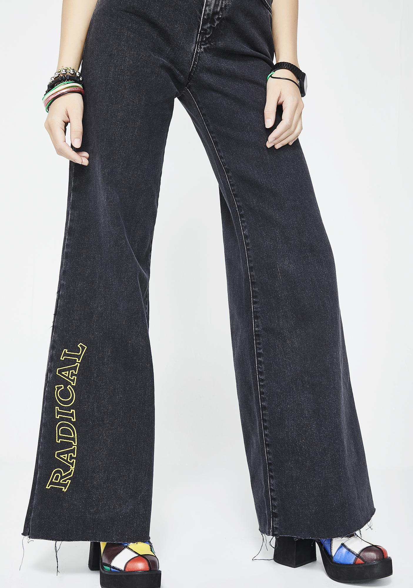 The Ragged Priest Radical Jeans