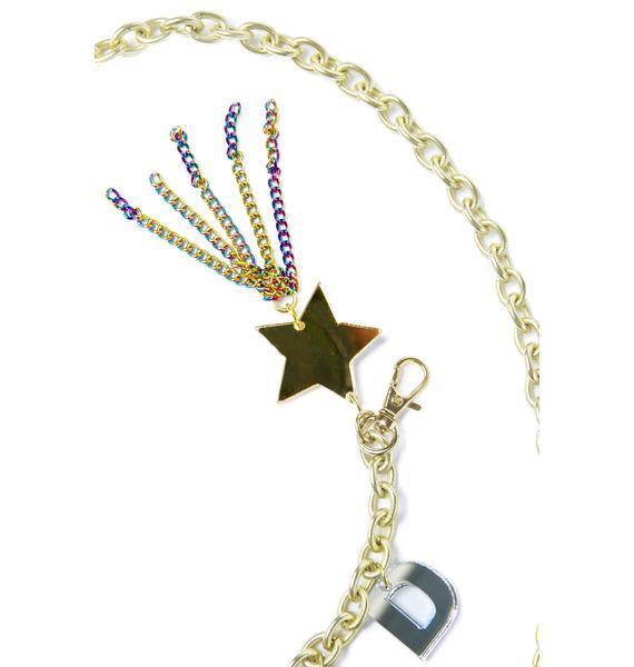 Trixy Starr Starchild Belt Chain