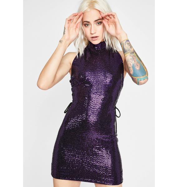 Jumpin' Jumpin' Mini Dress