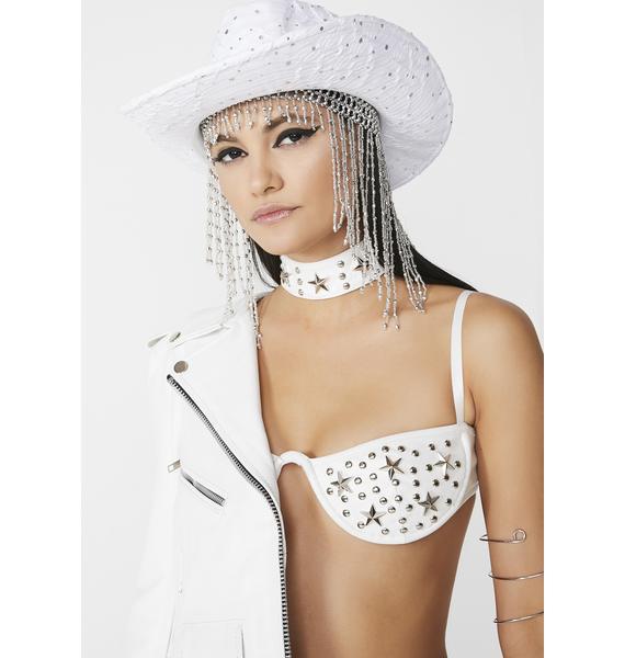 Pure Moonshine Magic Cowgirl Hat