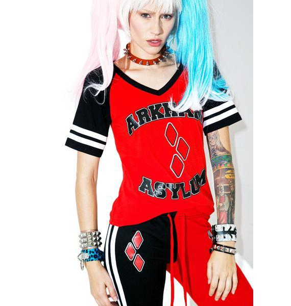 Undergirl Harley Varsity Sleep Set