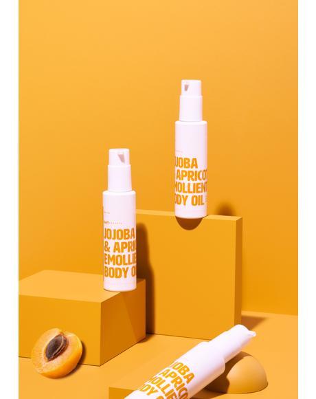 Jojoba & Apricot Emollient Body Oil