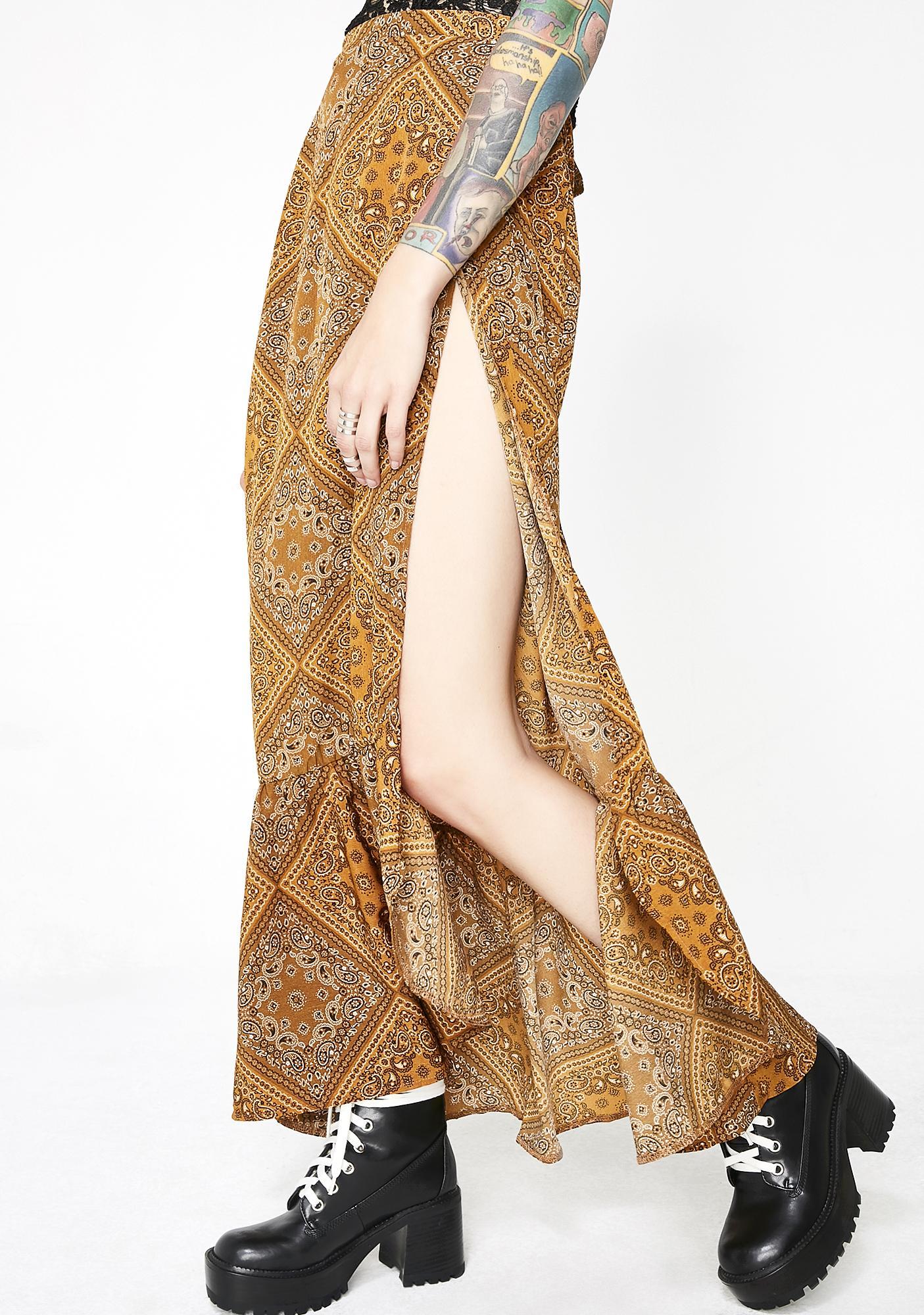 Lira Clothing Elsa Skirt