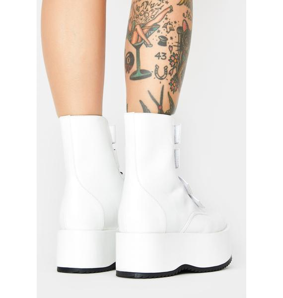 Current Mood Pure Eye Of The Storm Platform Boots