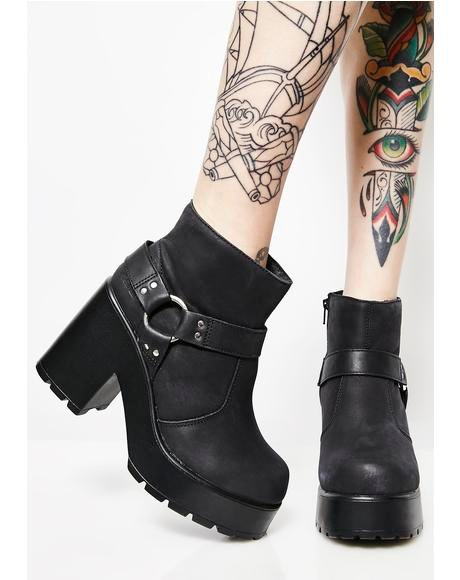 Millionaire Musket Boots