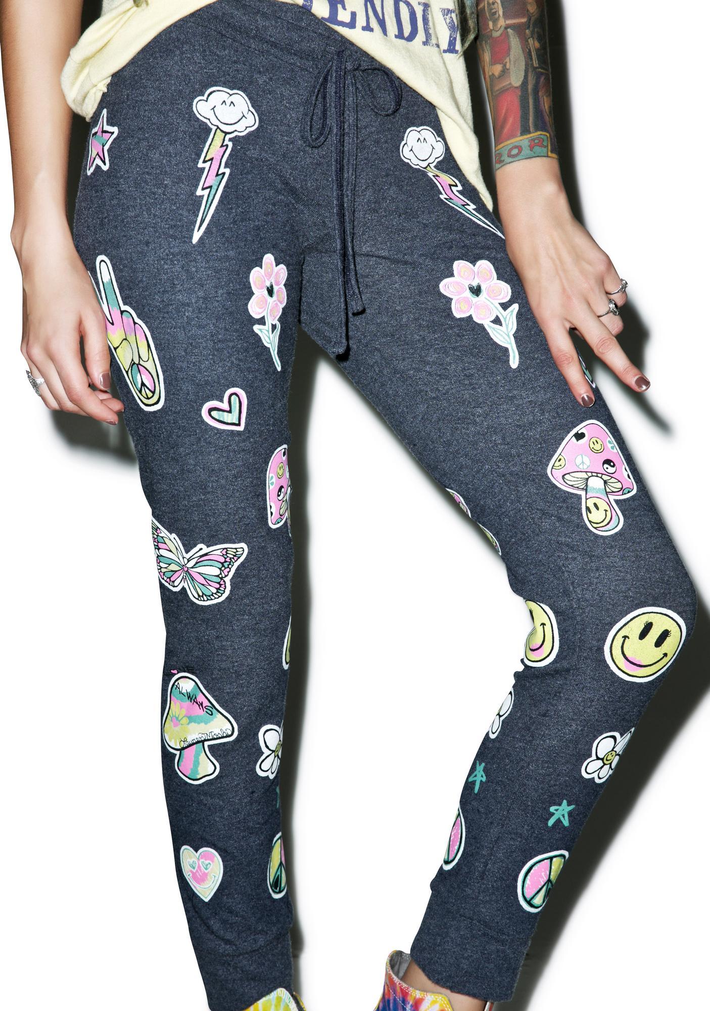 Lauren Moshi Kizzy Classic Sweatpants